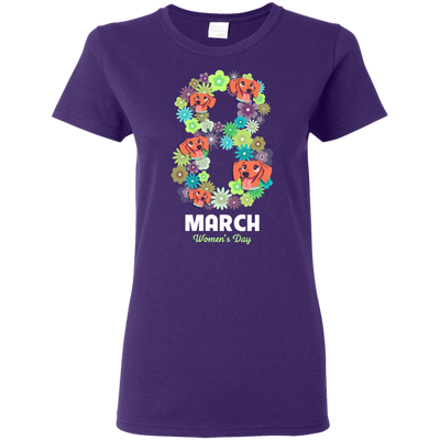 Women's Day Dachshund T Shirt