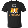 Beautiful Black Presents For Collection Corgi T Shirt Charge Me