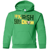 10% Irish 90% Drunk Greyhound T Shirt