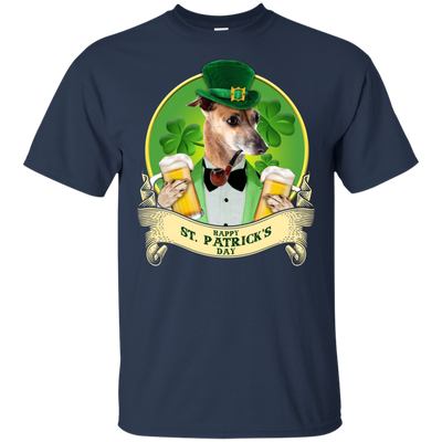 Nice Greyhound T Shirt - Happy St Patrick's Day, is an awesome gift