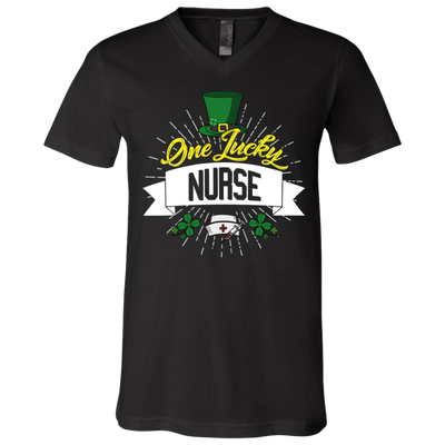 One Lucky Nurse T Shirt