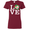Nice Chicken T Shirt - Love Chicken, is a cool gift for your friends