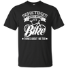 Amazing Bike Tshirts My Bike Think About Me Too T Shirt