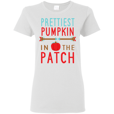 Prettiest Pumpkin In The Patch Shirt Ver 1 T Shirt