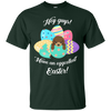 Have An Eggcellent Easter Poodle T Shirt