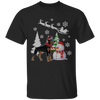 Dog Xmas - Special Christmas with Doberman T-shirt