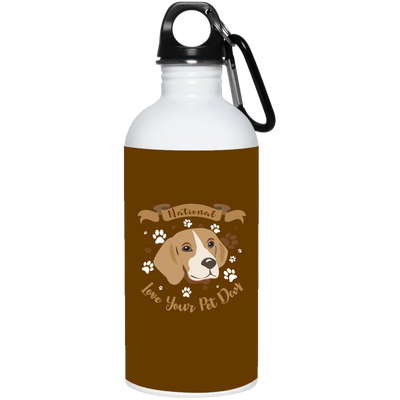 Nice Beagle Mug - National Love Your Pet Day, is a cool gift