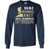 Funny Hobbies T Shirt Some Grandmas Knit Real Grandmas V2 T Shirt