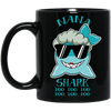 Deep Sea Lovely Color Nana Shark Mug