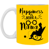 Happiness Is Being A Nana Mug