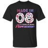 Age - Made In 08 12 Years Of Being Awesome T-shirt