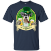 Schnauzer T Shirt - Happy St Patrick's Day