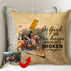 A Bond That Can't Be Broken Horse Custom Pillow Cover