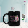Thank You For Teaching Me To Run Mother Running Custom Mug