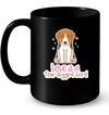 Beagle - Love Is A Four legged Word Mug
