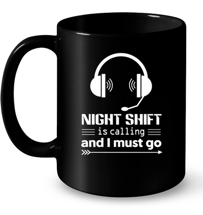 Dispatcher   Night Shift Is Calling And I Must Go