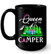 Queen Of The Camper Mug