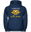 I Am Going To Work With Mom Owl T Shirt