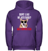 Don't Like My Attitude Corgi T Shirt