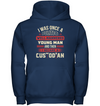 I Became A Man Custodian T Shirt
