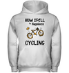 How Spell To Happiness Cycling T Shirt