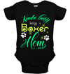 Kinda Busy Being A Boxer Mom T Shirt
