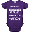 Don't Mess With Me T Shirt