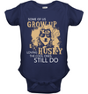 Some Of Us Grow Up Loving Husky T Shirt