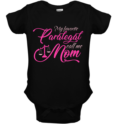 My Favorite Paralegal Calls Me Mom T Shirt V1