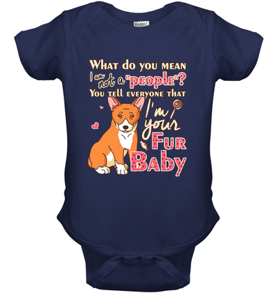 I'm Your Fun Baby Corgi T Shirt