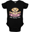 Labradors Are People Too T Shirt