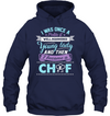 I Became A Lady Chef T Shirt
