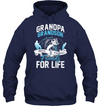 Grandpa & Grandson Best Fishing Friends T Shirt