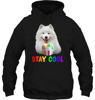 Samoyed - Stay Cool T Shirt