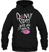 Donut Stress Just Do Your Best T Shirt V2