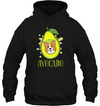 Corgi - Avocado T Shirt