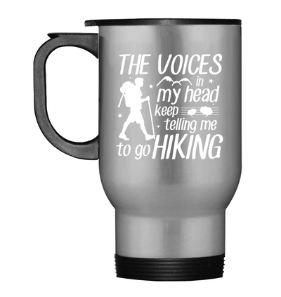 Hiking   The Voices In My Head