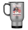 It Takes Someone Special To Be A Boxer Daddy With American Flag
