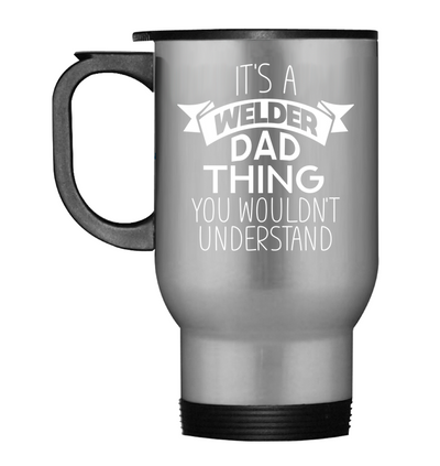 It's A Welder Dad Thing Mug