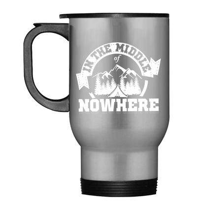 In The Middle Of Nowhere Mug