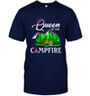 Queen Of The Campfire T Shirt