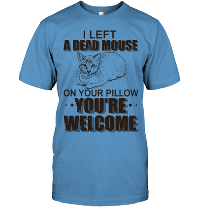 You're Welcome Cat T Shirt