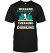 Weekend Forecast Trekking T Shirt