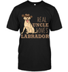 Real Uncle Loves Labrador T Shirt