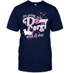 A Donut And Corgi Kind Of Day T Shirt