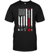 Patriot Day Electrician T Shirt