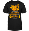 You Are An Amazing Custodian Dad T Shirt