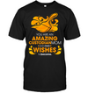 You Are An Amazing Custodian Mom T Shirt