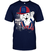 Cat Party It's Like 1776 T Shirt
