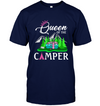 Queen Of The Camper T Shirt